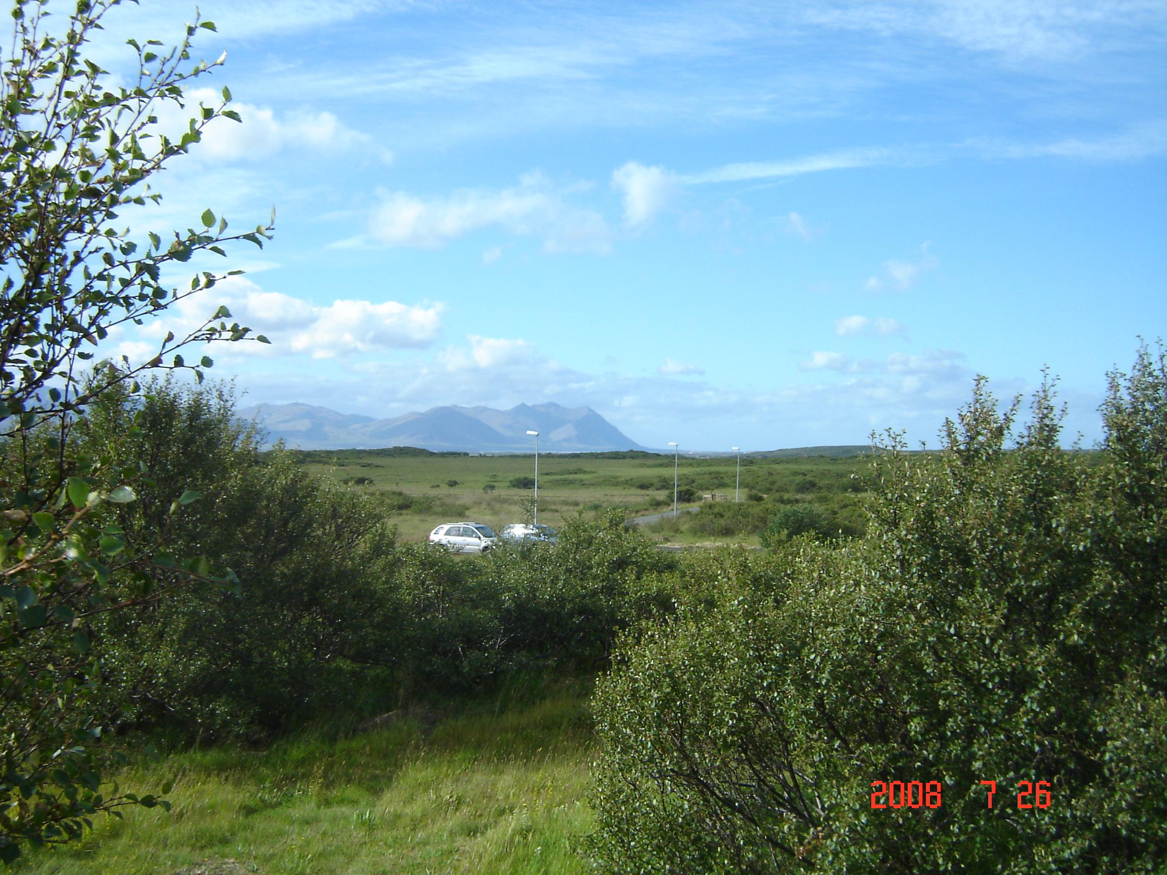 Þorgerður Helga Árnadóttir - Hausmynd
